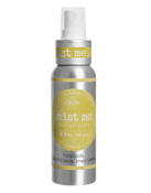 A return to the restful, lazy days of summer. This tranquil fusion offers a subtle, fruity accord. Add a little brightness to your day with a simple twist of the cap. Get ready to shine on with Sun.  At the first sign of stress simply spritz your face or body with Mist Me Therapy Spritz and allow the calming to begin. This gently scented spritz promises to relax, clear your mind, and soften the rough edges of your day. A quick mist soothes your skin as well as your soul.