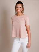 Knotted Back Top