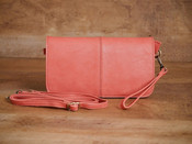 Mia Multipocket Crossbody Clutch