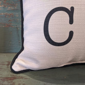 """The perfect way to cozy up any space! """"let's get COZY"""" sentiment is dyed directly into the fabric, so it won't peel or crack; black piping around the edge for an extra pop! Made from a soft yet durable polyester fabric, your pillow will arrive stuffed with poly-fill and sewn shut. Approx. 20"""" W x 14"""" H; machine washable in cold water, delicate cycle- fluff, air dry flat."""