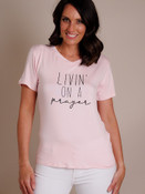 Livin' On A Prayer Graphic Tee