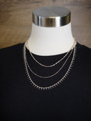 Triple-Layer Necklace