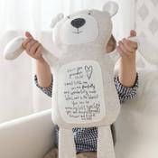 Demdaco poetic threads bear bless you precious child