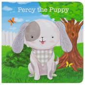 Stephen Johnson Percy the Puppy board book