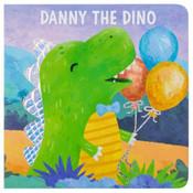 Stephen Johnson Danny the Dino board book