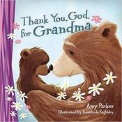 Thank You God for Grandma Book