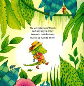 Little Peanut bedtime book