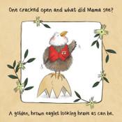 Ten little eggs a celebration of family book
