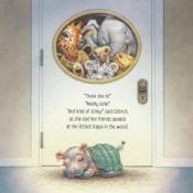 Fiona the Hippo hardcover book
