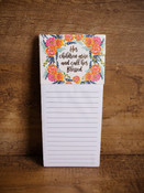 Inspirational Magnetic Notepad