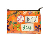 oh happy day coin purse gift inspirational