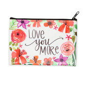 love you more coin purse gift inspirational