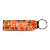 be fearless keychain inspirational gift
