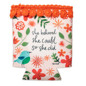 she believed she could drink sleeve inspirational gift