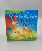 god bless our bedtime prayers baby book childrens