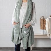 sage giving shawl demdaco gift