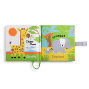 jungle friends book with sound demdaco childrens gift