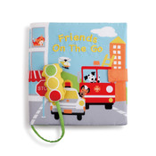 friends on the go story book with sound demdaco childrens gift