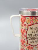 pure drinkware 18oz insulated coffee mug