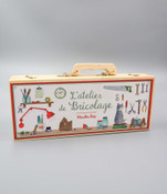 magic forest wooden toolbox childrens gift