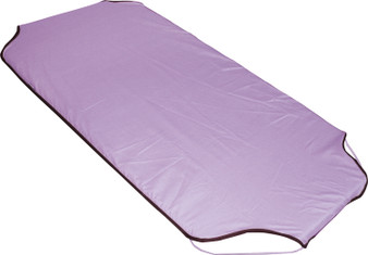 Lilac Polycotton Fitted Stacker Bed Sheet
