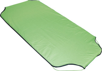 Lime Polycotton Fitted Stacker Bed Sheet
