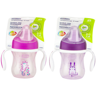 Training Cup Pink 6m+