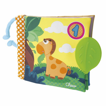 123 Fabric Book - Stroller Toy