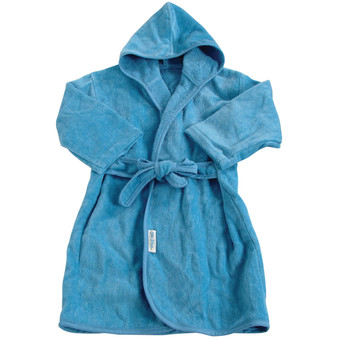 Marine Organic Mini-Me Bath Robe