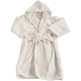 Milk Organic Mini-Me Bath Robe