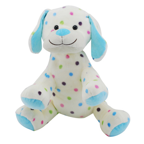 Dot Dog Blue 30cm