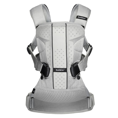 Baby Carrier One [Silver Mesh] [Air]
