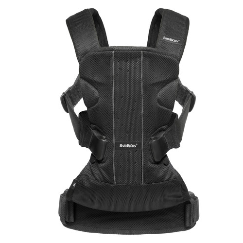 Baby Carrier One [Black Mesh] [Air]