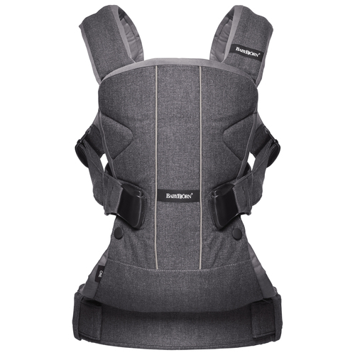 Baby Carrier One [Dark Grey/Denim Gray]