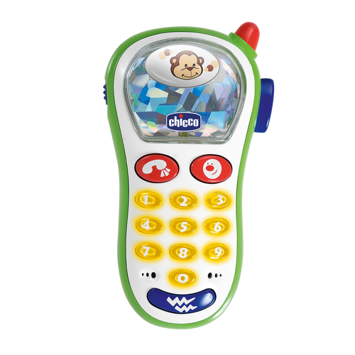 Baby Senses Vibrating Photo Phone