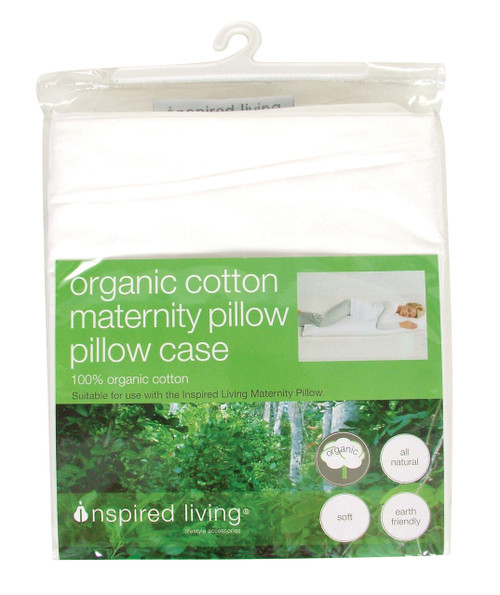 Maternity Pillow Case - Organic Cotton