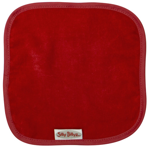 Red Towel Face Cloth