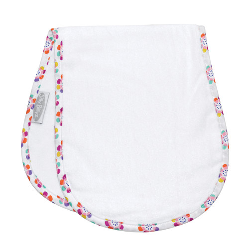 Pansy Shoulder Bib 1pk