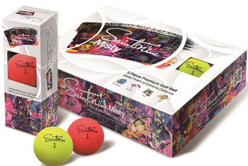 Saintnine Misty Golf Balls (Multiple Colors)