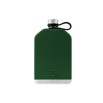 TemperCraft 8oz Flask (Green)