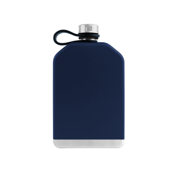 TemperCraft 8oz Flask (Navy)