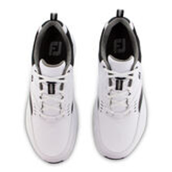 FootJoy Specialty Golf Shoes (White/Black) 56722
