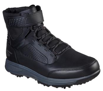 Skechers Go Golf Torque-Brogan Rain Boots 54558BBK