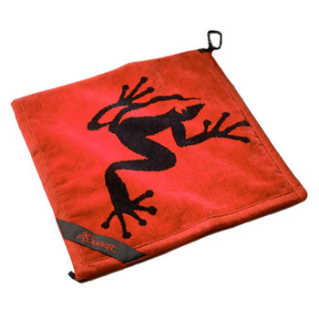 Frogger Amphibian Golf Towel (Multiple Colors)
