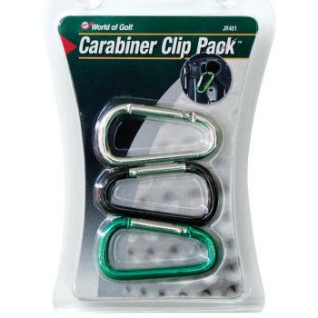 Carabiner Clip 3-Pack