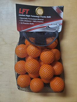 Pro Active Sports Limited Flight Golf Balls (18 pack)