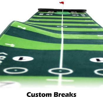 Vari-Speed Putting Green