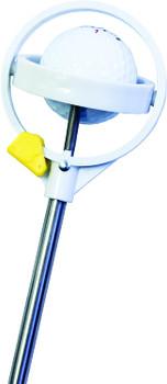 I GOTCHA Compact Stainless Steel Golf Ball Retriever (18')