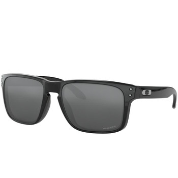 Oakley Holbrook Sunglasses, Polished Black Frames, Prizm Black Lenses, OO9102-E155