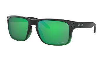 Oakley Holbrook Sunglasses, Jade Fade Frames, Prizm Jade Lenses, OO9102-E455